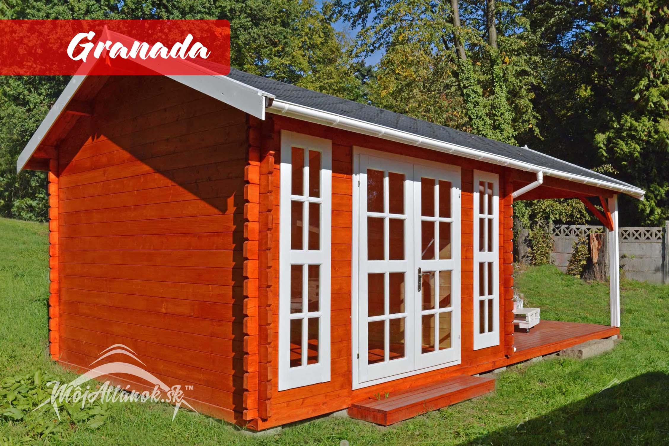 Zahradny domcek GRANADA 1b