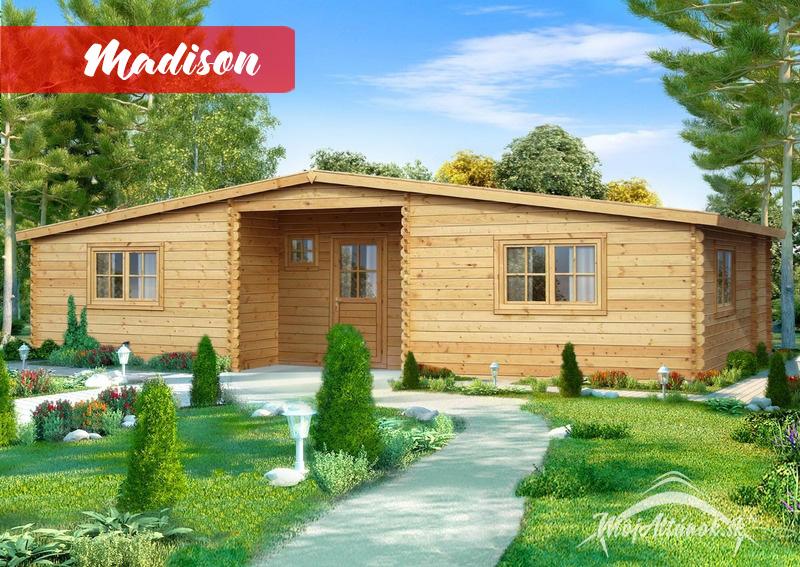 Zahradny domcek MADISON 3