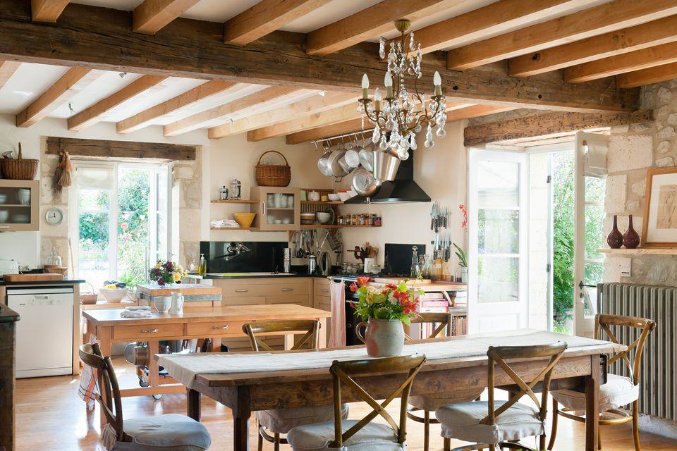 kuchyňa vo francúzkom štýle