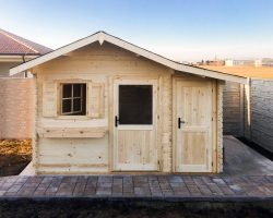 záhradný domček zahradny domcek dreveny domcek zahradna chata drevená chata