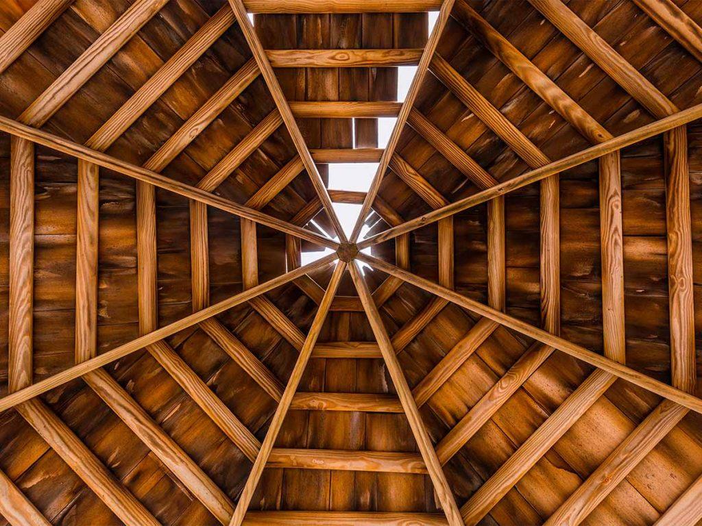 strecha altánku