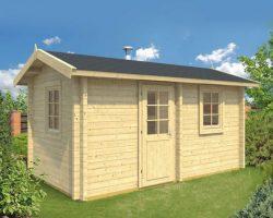 Sanua zahradna sauna zzáhradná sauna