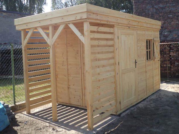 Záhradný domček Záhradná chatka zahradny domcek