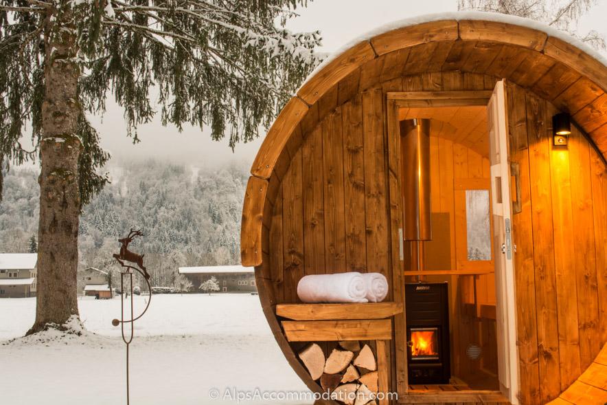 zahradne sauny