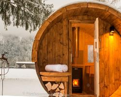 Vonkajšie sauny