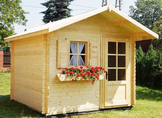 Záhradný domček PORTO
