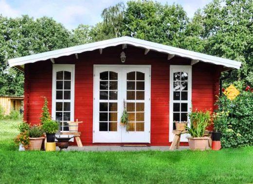 Záhradný domček MARBELLA