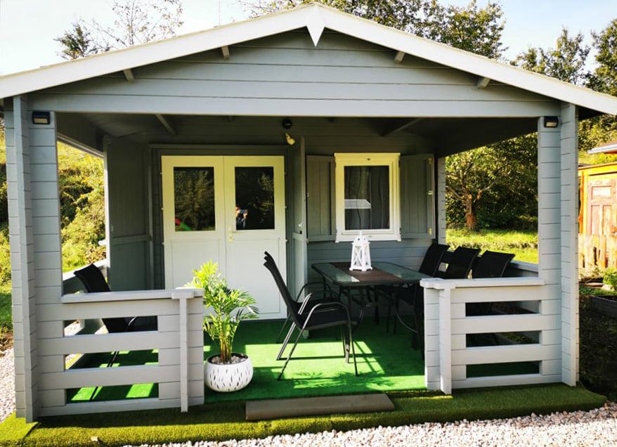 záhradný domček Montana